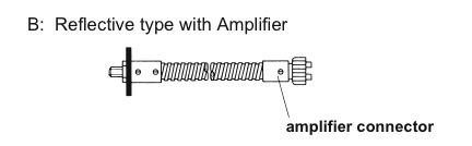 reflective with amplifier assembly diagram Selection and Assembly Instructions for Connectors